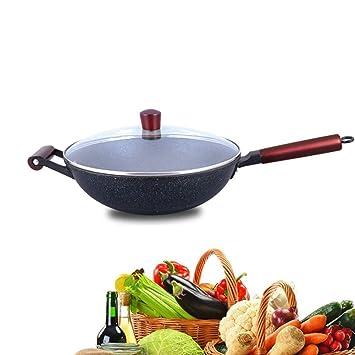 MAIFENGLE Sartén Sartenes Antiadherentes Induccion,Sartén de 32 cm, para Todo Tipo de cocinas