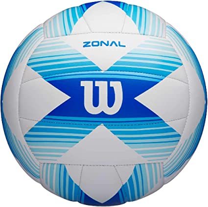 Wilson WTH60020XB Balón de Voléibol, Zonal , Cuero Sintético ...