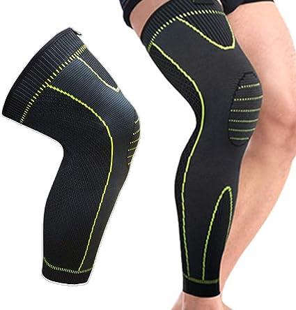 Cool & Fresh High Tech 3D Knitting Full Leg Protection Knee ...