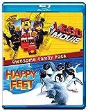 The Lego Movie/Happy Feet
