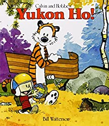 CALVIN AND HOBBES' YUKON HO !