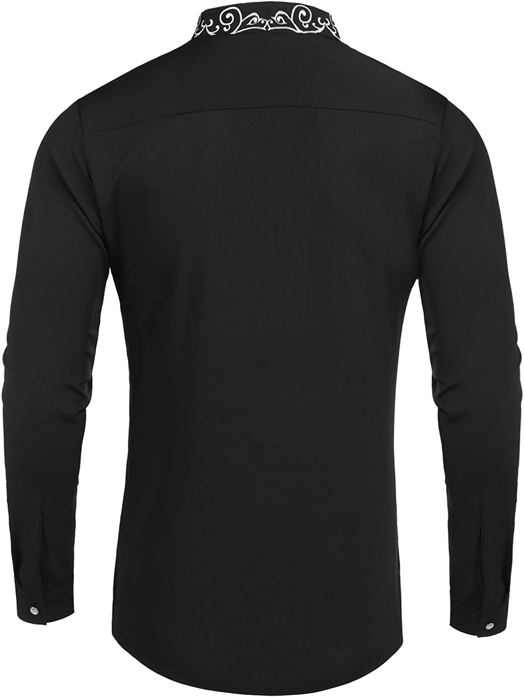 Men/'s Print African Dashiki T-Shirt Hippie Long Sleeve Tops Blouse Clothng New