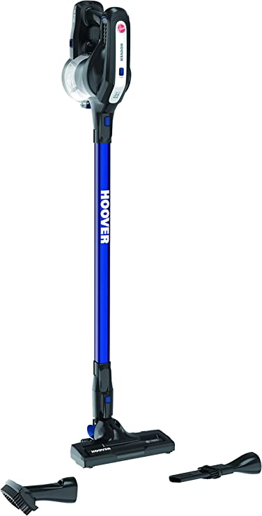 Hoover HF18DPT Aspirateur balai sans fil multifonction H-Free ultra l/éger et maniable sp/écial animaux