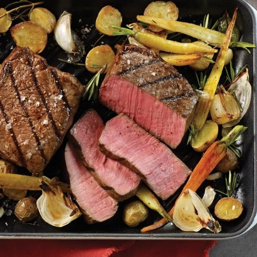 Omaha Steaks Healthy Living Combo by Omaha Steaks