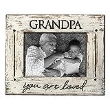 Foreside Home & Garden FFRD06206 5X7 Grandpa Love Frame