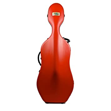 Bam Classic funda para violonchelo 4/4, color rojo: Amazon ...