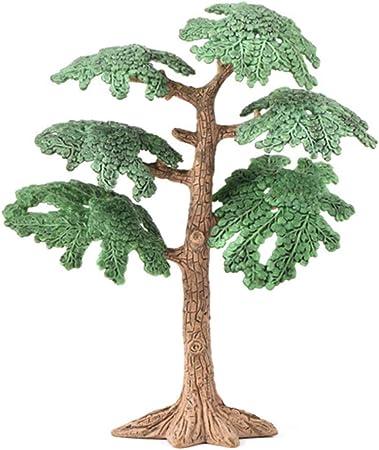 fish Hada del jardín en Miniatura de árboles de Pino Mini Plantas Dollhouse Decoración Accesorios de jardinería Ornamento: Amazon.es: Hogar
