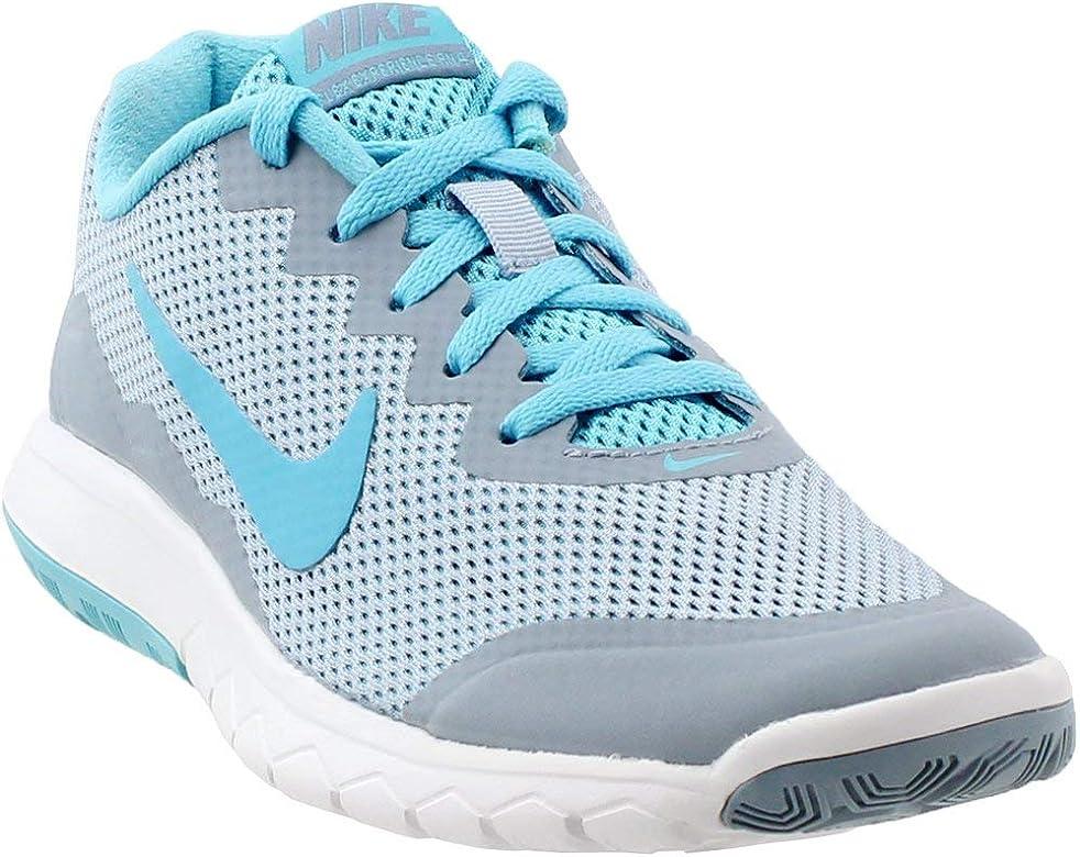 the latest 6da3f 323d8 Nike Women s Flex Experience Rn 4 Blue Grey Gmm Bl Gmm Bl White
