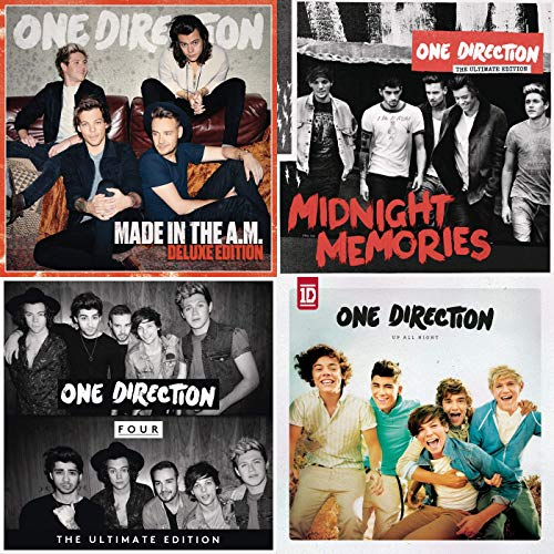 one direction albums - 7