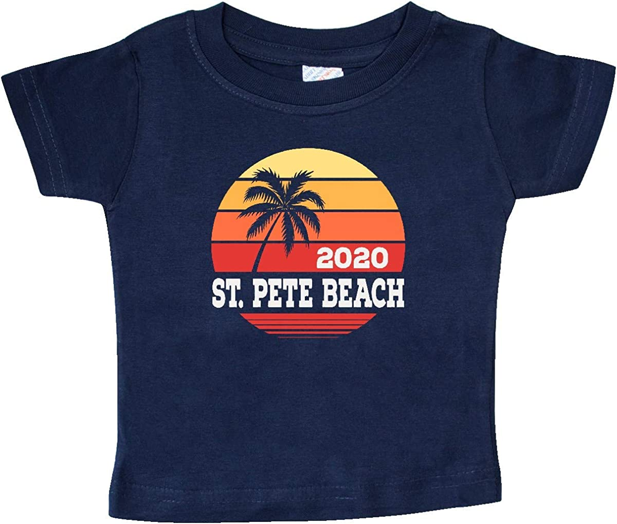 inktastic St Pete Beach Vacation 2020 Baby T-Shirt