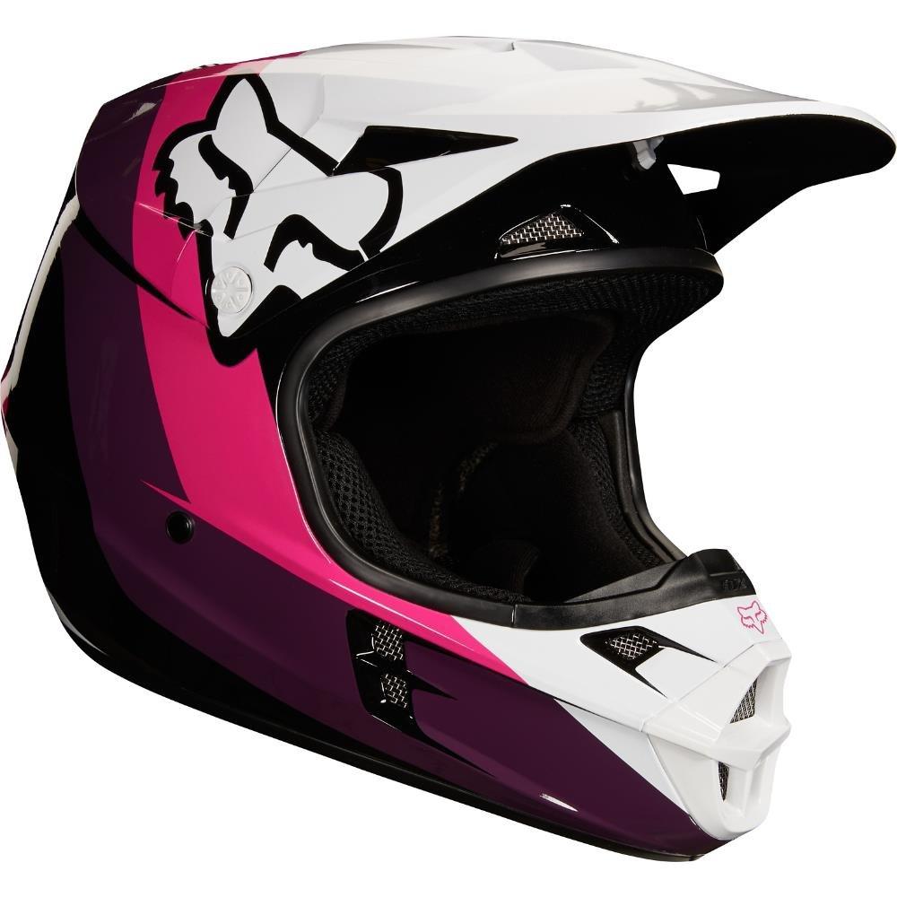 2018 Fox Racing Womens V1 Halyn Helmet-S 19535-285-S