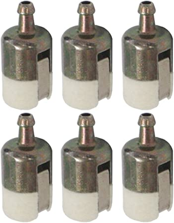 Amazon.com: Hipa 125-527 Fuel Filter 13120507320 13120519830 for Echo  String Trimmer/Edger/Backpack Blower (Pack of 6): Garden & Outdoor