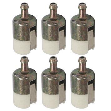 amazon com hipa 125 527 fuel filter 13120507320 13120519830 for Kohler Fuel Filter Echo Trimmer Fuel Filter #14