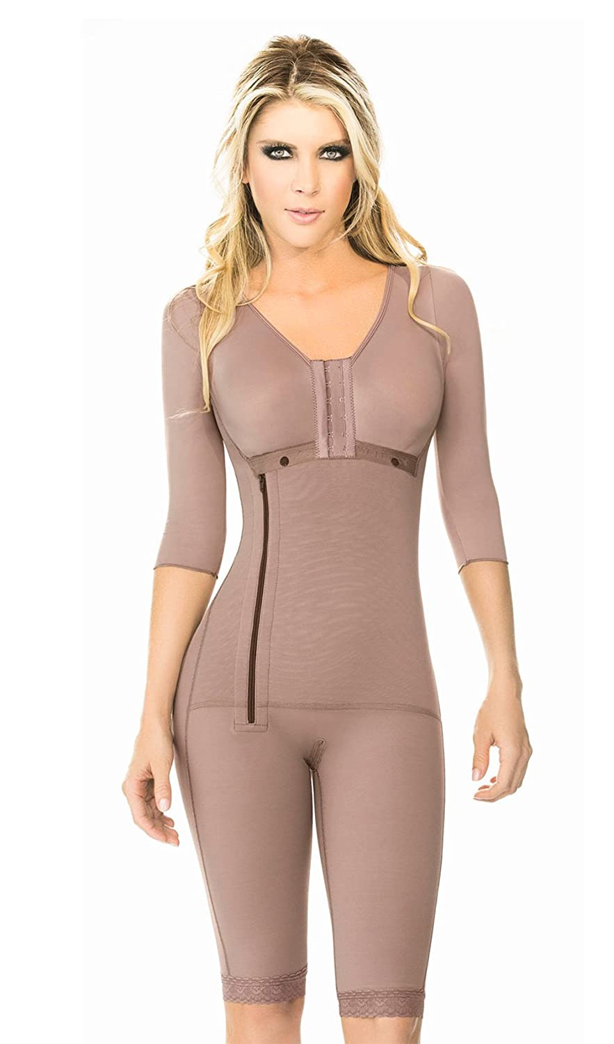 7fc51d21cd481 Ann Chery Comfort Line High Compression Post Surgical Daily Use Body Shaper Liposuction    Faja Colombiana at Amazon Women s Clothing store