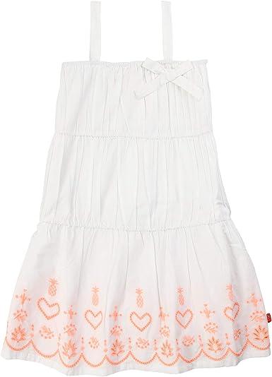 Billieblush Vestido de Tirantes y algodón NiãO: Amazon.es: Ropa y ...