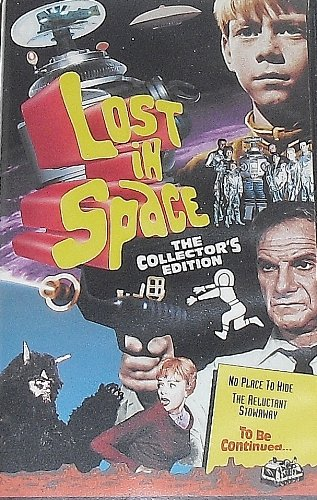 Lost in Space Collector's Edition (No Place to Hide / The Reluctant Stowaway) (No Place To Hide Lost In Space)