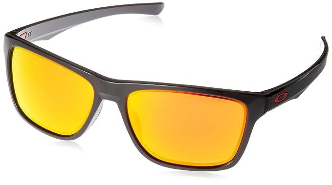 Oakley Holston, Gafas de Sol para Hombre, Negro, 57: Amazon.es: Ropa y accesorios