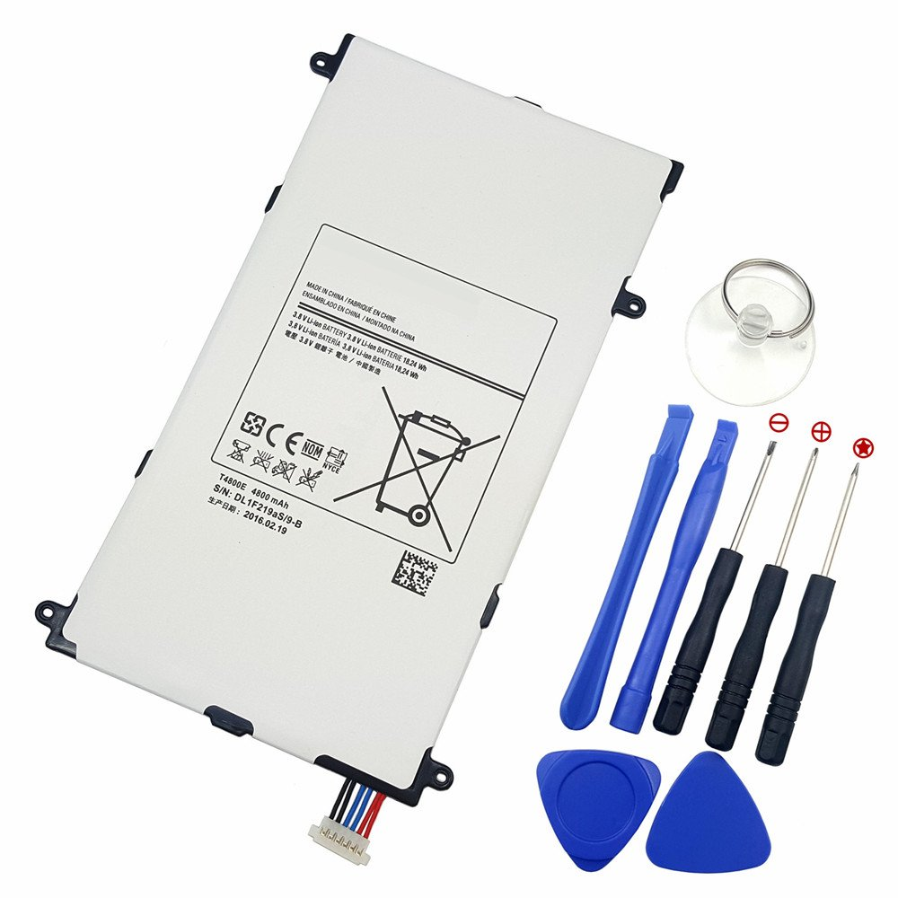 New Battery For Samsung Galaxy Tab Pro 8.4 SM-T320 T321 T325 T4800K T4800E Weihang by Weihang