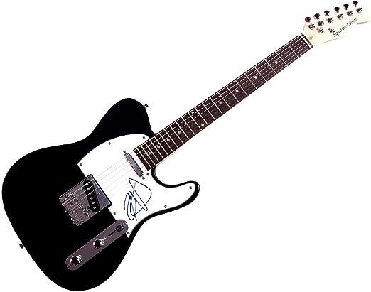 Metallica Kirk Hammett - Guitarra autografiada de Tele AFTAL UACC ...