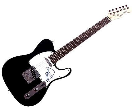 Metallica Kirk Hammett - Guitarra autografiada de Tele AFTAL UACC RD COA