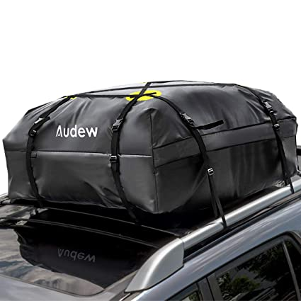 476c63a3b7 Amazon.com  Audew Roof Top Cargo Carrier