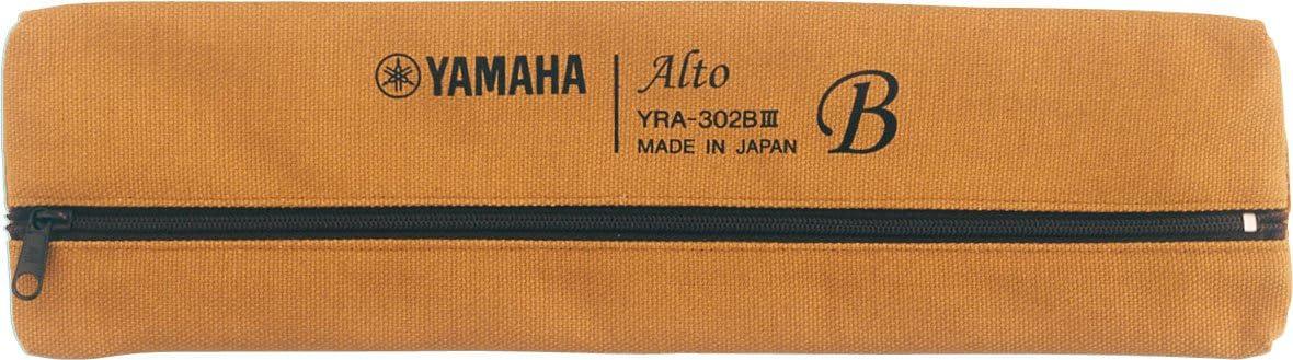 Yamaha YRS302BIII Soprano Recorder