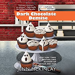 Dark Chocolate Demise Audiobook