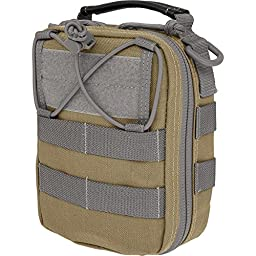 Maxpedition FR-1 Combat Medical Pouch, Khaki Foliage