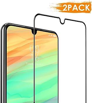 DEKOLY Protector de Pantalla para Xiaomi Mi A3 Vidrio Templado [2-Pack] [Alta Definición] [Anti-rasguños] Xiaomi Mi A3 Película Protectora con Herramientas: Amazon.es: Electrónica