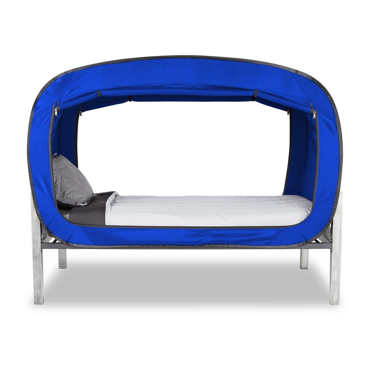 sc 1 st  Amazon.com & Amazon.com: Privacy Pop Bed Tent (Twin) - BLUE: Toys u0026 Games