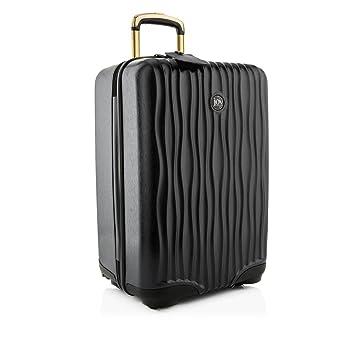 d76f49c107b5 Joy Mangano Hardside Medium Carry-On Luggage, Black Onyx