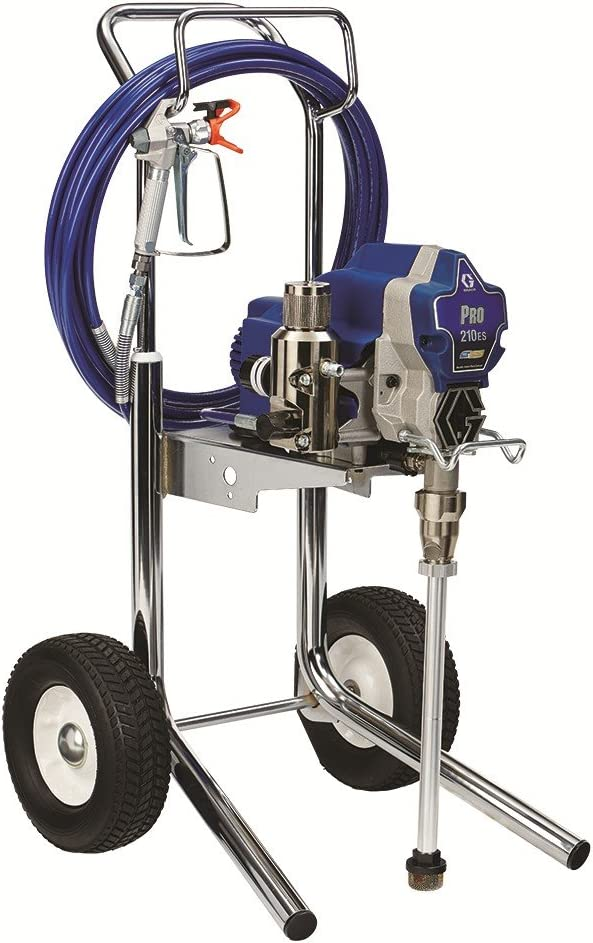 Graco Pro210ES Cart Pro Connect Paint Sprayer - 17C305