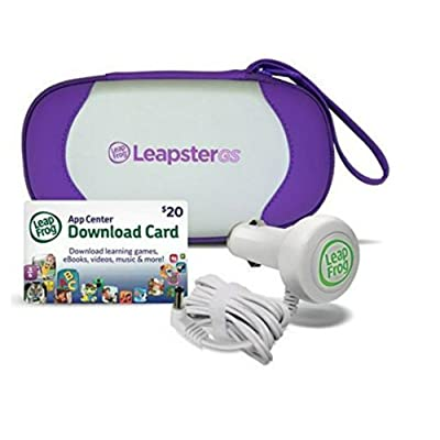 Leapster GS Travel and Play Accessories: Toys & Games