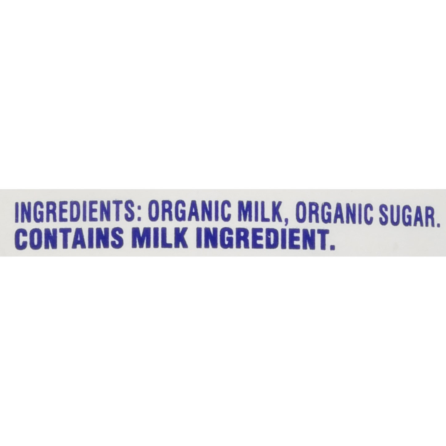 Amazon.com : Carnation Organic Sweetened Condensed Milk, 14 fl oz : Grocery & Gourmet Food