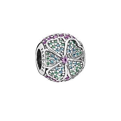 Pandora Women Silver Bead Charm - 797067NRPMX YZZiBp2