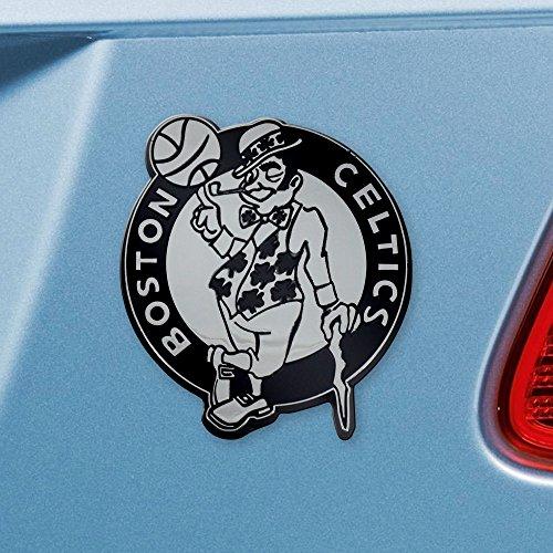 FANMATS  14840  NBA Boston Celtics Chrome Team Emblem