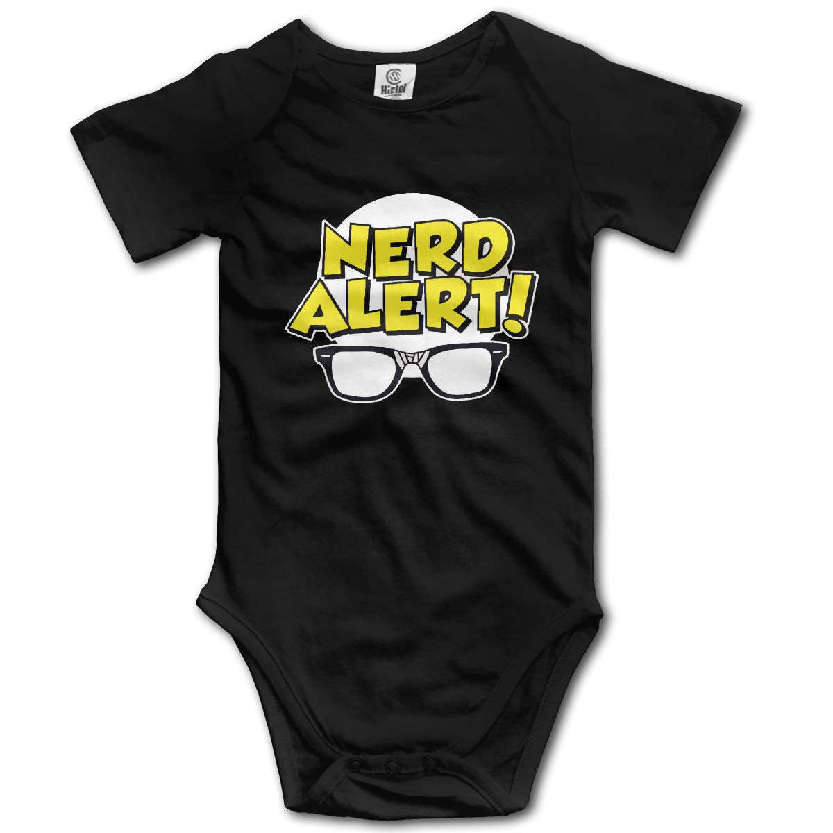 Nerd Alert Suit 6-24 Months Baby Short Sleeve Baby Clothes Climbing Clothes