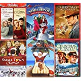 Hallmark Movies on DVD - The Christmas Card/ All I Want for Christmas/ Northpole: Open For Christmas/ Christmas in Canaan/ Small Town Santa/ Christmas Miracle at Sage Creek/ Mr. St. Nick