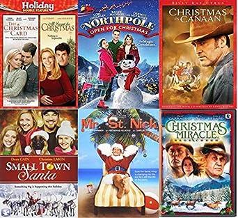 Northpole Open For Christmas.Amazon Com Hallmark Movies On Dvd The Christmas Card All