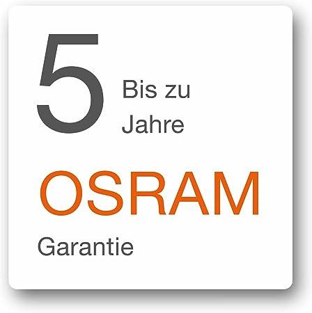 1 W 4000 K BA9s Osram 3924WW-02B Ledriving T4W Premium Iluminaci/ón Interior 12 V
