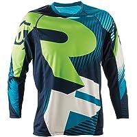 D-SYANA8 Camiseta de Bicicleta Moto Motocross MTB Jersey