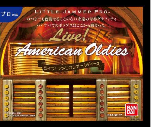 LITTLE JAMMER PRO. 専用別売ROMカートリッジ STAGE 07 「ライブ!アメリカンオールディーズ」 B0015XF7JK