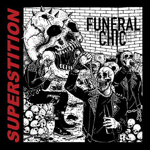 Vinilo : Funeral Chic - Superstition (LP Vinyl)