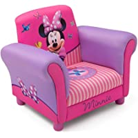 Delta Children Upholstered Chair, Minnie