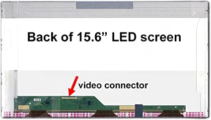 Samsung LTN156AT29 Replacement Screen for Laptop LED HD Glossy