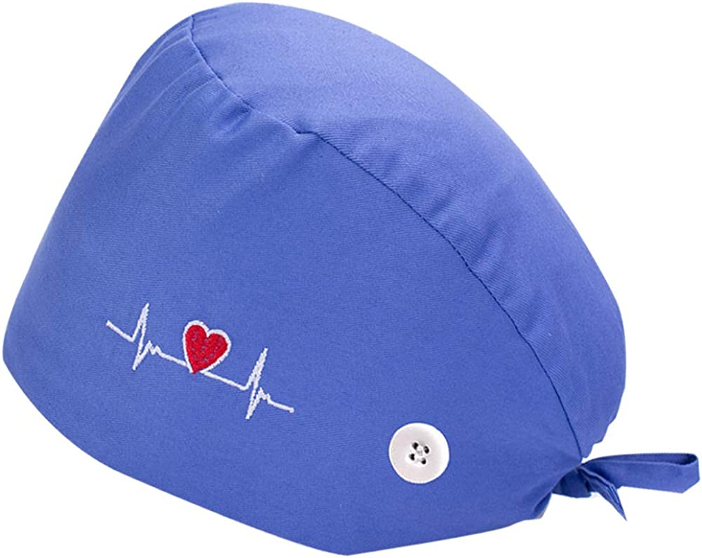 HAPEE Working Cap with Button for Women and Men