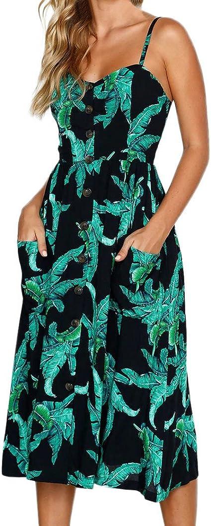 Ente Tubo Mujer Unicornio niña Vaquero Verano Verde 2021 Vestido ...