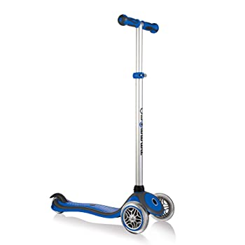 Globber Adjustable Height Kick Scooter for Kids