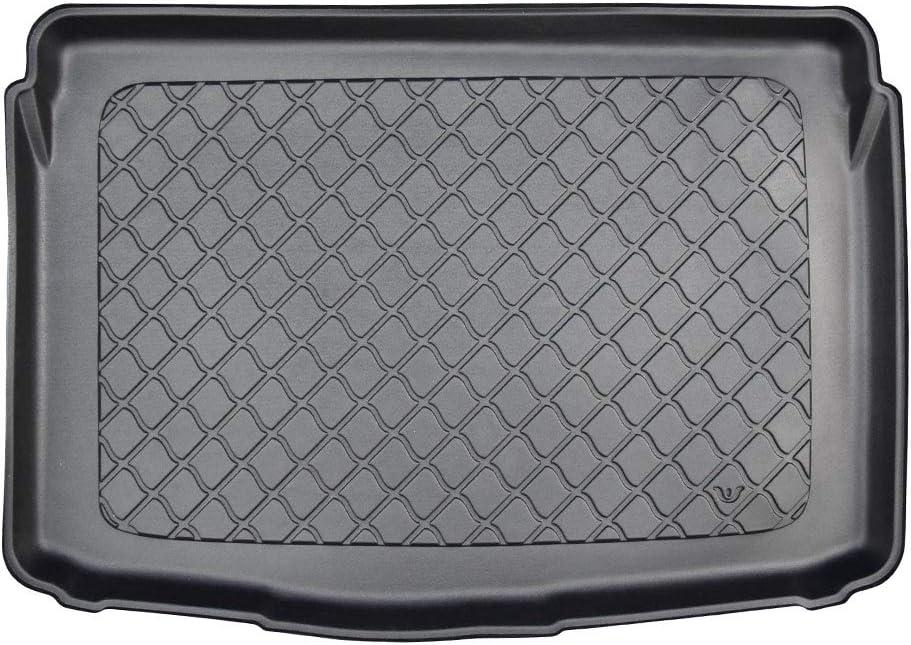 Utilisation*: Coffre Bas; Plancher Pas reglable en Hauteur cod MTM Tapis de Coffre Stonic 09.2017- sur Mesure 7545 Bac de Protection Antiderapant