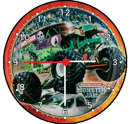 monster inc clock - 2